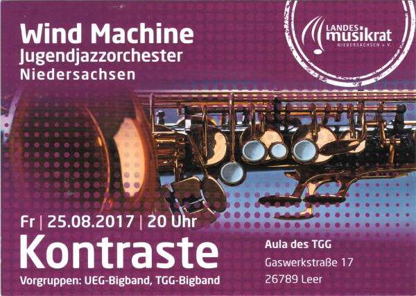 BigBand Meeting 2017 Flyer hp